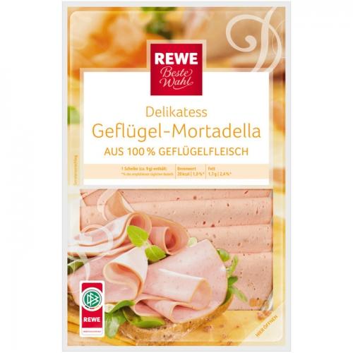 Geflügel-Mortadella, M�rz 2017