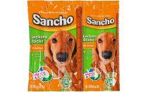 Snack - Leckere Sticks, September 2012