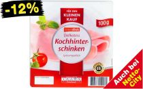Kochhinterschinken, September 2012