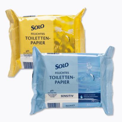 Feuchtes Toilettenpapier, Dezember 2012