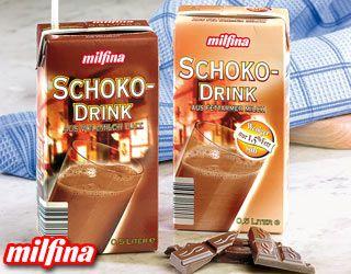 H-Schoko-Drink, Oktober 2007
