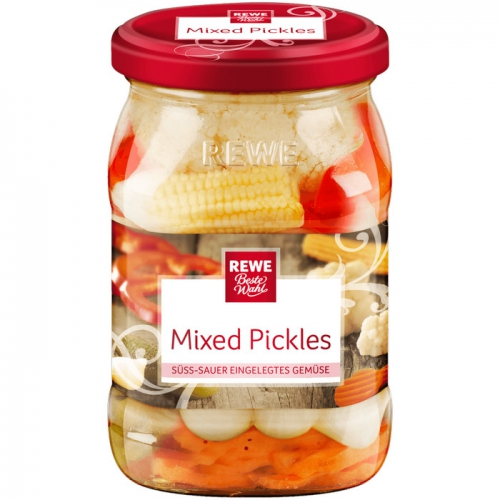 Mixed Pickles, M�rz 2017