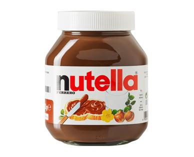 Nutella, M�rz 2017