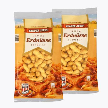 Erdnüsse, Oktober 2012