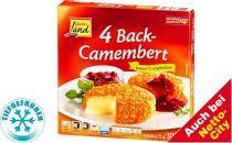 Back-Camembert, 4 Stück, Oktober 2012