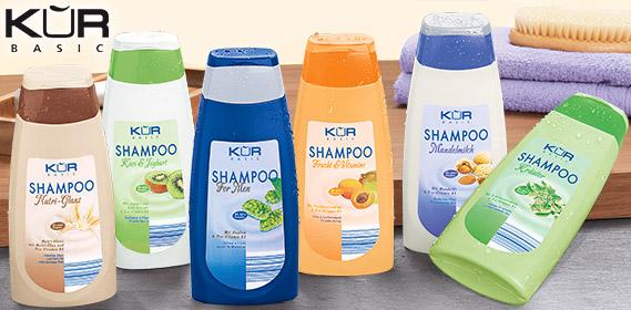 Shampoo, April 2012