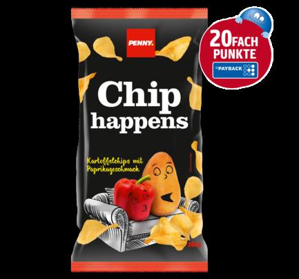 Chips Paprika, Mai 2018