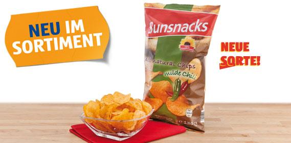 All Natural Chips, November 2012