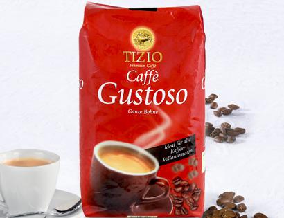 Caffè Gustoso, August 2013