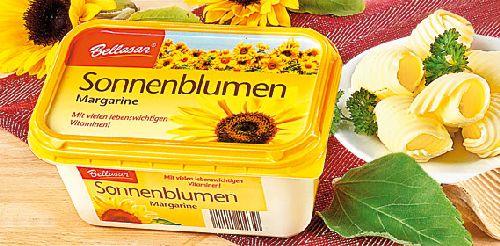 Sonnenblumen-Margarine, Oktober 2007