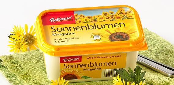 Sonnenblumen-Margarine, Juli 2010