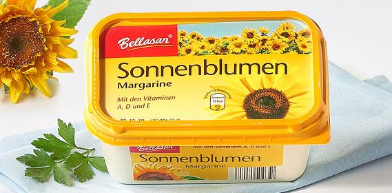 Sonnenblumen-Margarine, Oktober 2010