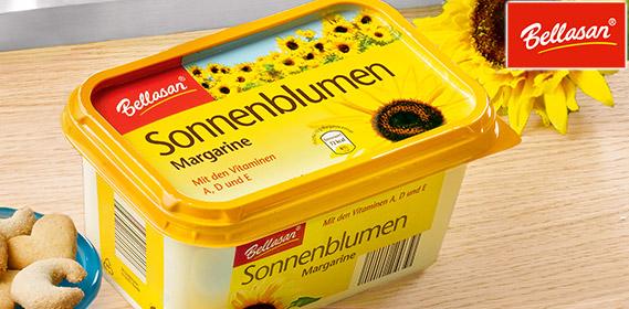 Sonnenblumen-Margarine, Februar 2011
