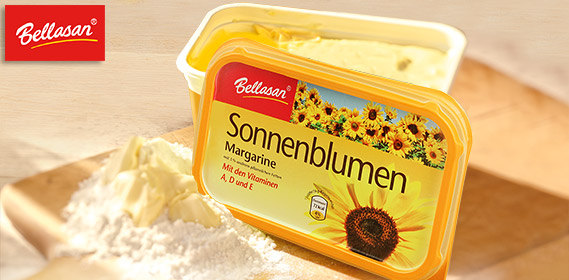 Sonnenblumen-Margarine, Oktober 2012
