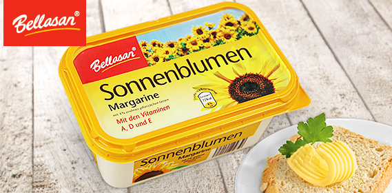 Sonnenblumen-Margarine, Februar 2013