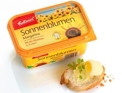 Sonnenblumen-Margarine, Januar 2014