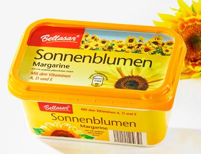 Sonnenblumen-Margarine, M�rz 2014