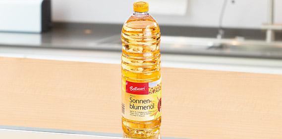 Reines Sonnenblumenöl, Oktober 2010