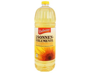 Reines Sonnenblumenöl, Dezember 2017