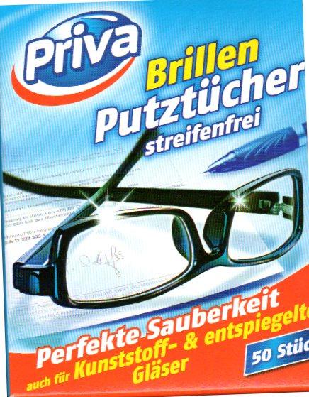 Brillenputztücher, November 2012