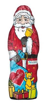 Weihnachtsmann, November 2017