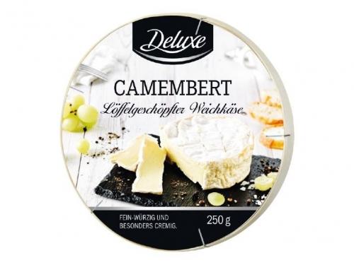 Camembert, November 2017