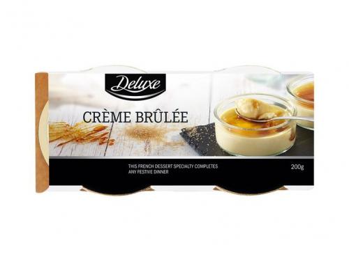 Crème Brûlée, November 2017