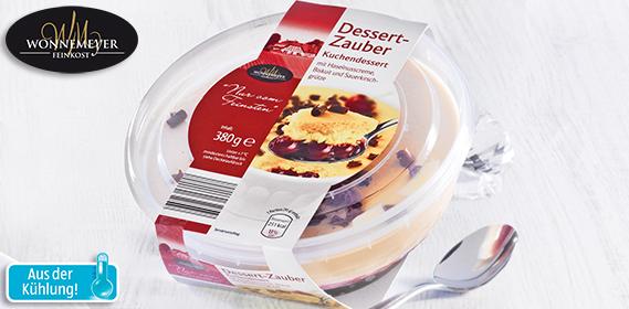 Dessertzauber, Dezember 2012