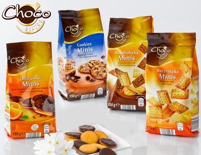 Mini Kekse (Minis), M�rz 2014