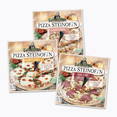Pizza Steinofen, Dezember 2012