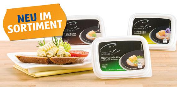 Spezialitäten-Butter, Dezember 2012