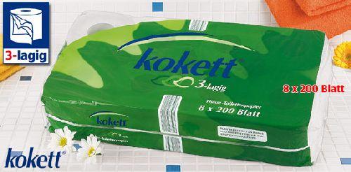 Toilettenpapier, Recycling, Oktober 2007
