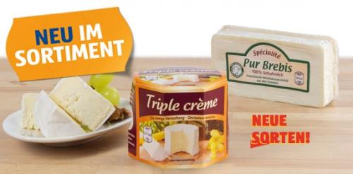 Französische Käsespezialität, Dezember 2012
