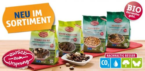 Bio-Knabbermix Fairtrade, Dezember 2012