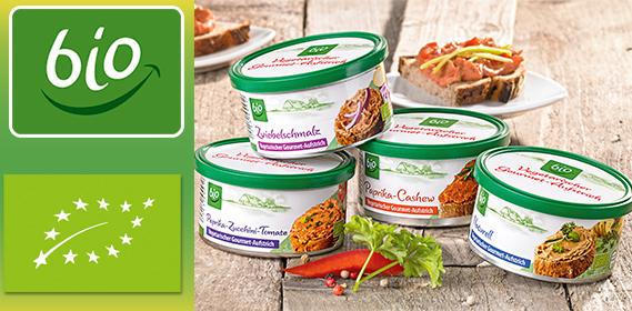 Vegetarischer Gourmet-Aufstrich, Dezember 2012
