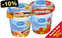 Fruchtjoghurt, 0,1 % Fett, Januar 2013