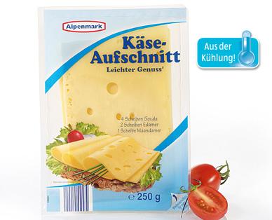 Käseaufschnitt, leicht, Oktober 2014
