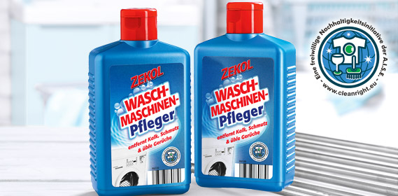 Waschmaschinenpfleger, 2x 250 ml, Januar 2013