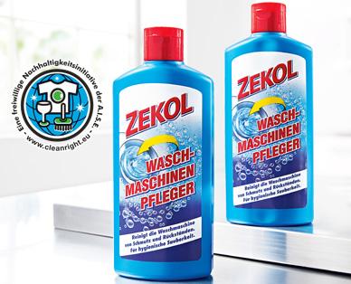 Waschmaschinenpfleger, 2x 250 ml, Juli 2014