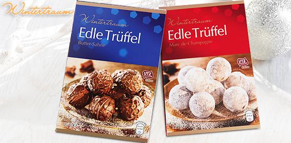 Edle Trüffel, November 2012