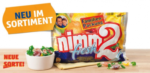 Nimm 2 fresh, Januar 2013