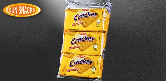 Cracker, 3x 75g, Februar 2013