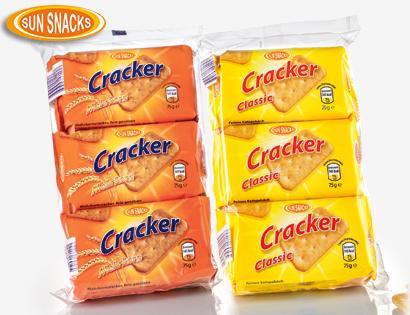 Cracker, 3x 75g, Mai 2014