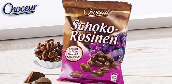 Schoko-Rosinen, Januar 2013