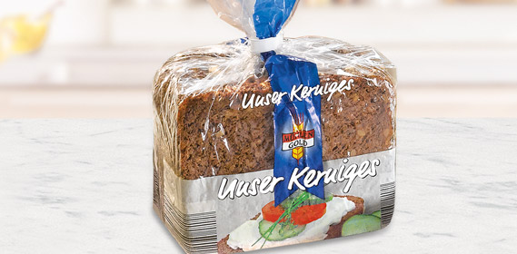 Kerniges Roggenvollkornbrot, August 2010