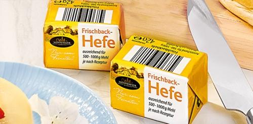 Frischback-Hefe, M�rz 2010