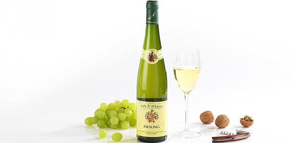 Riesling Vin d'Alsace AC, Februar 2013