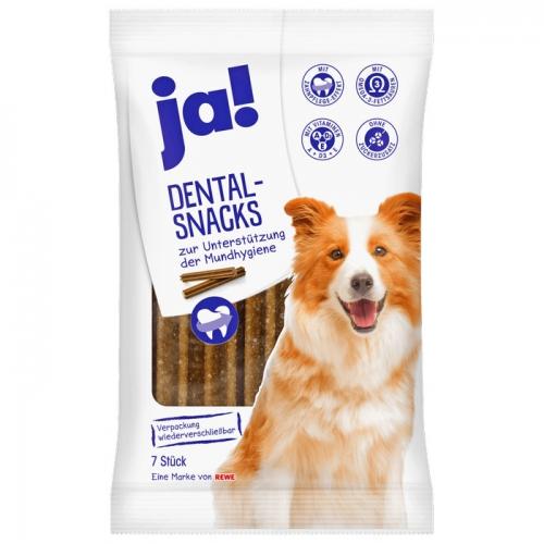 Hundesnack Dental-Snacks, Juli 2017