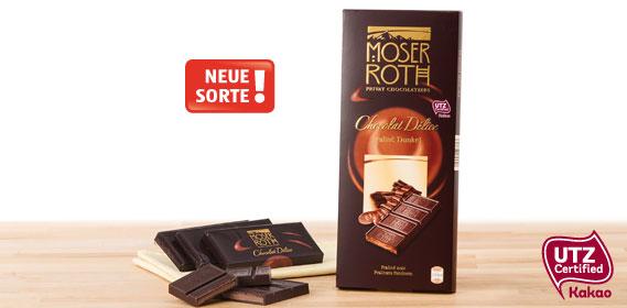Edel-Zartbitter-Schokolade, Februar 2013