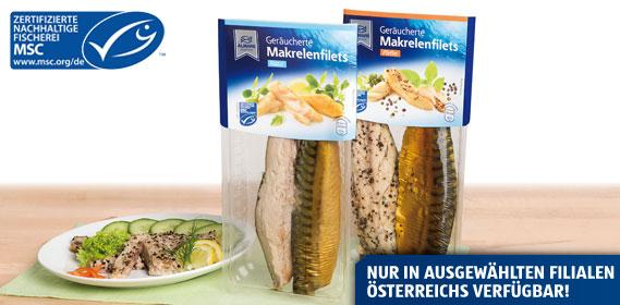 Makrelenfilets geräuchert, M�rz 2013